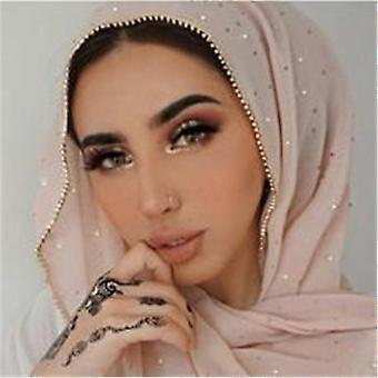 Product Diamond Chiffon Women Long Hijab Scarf