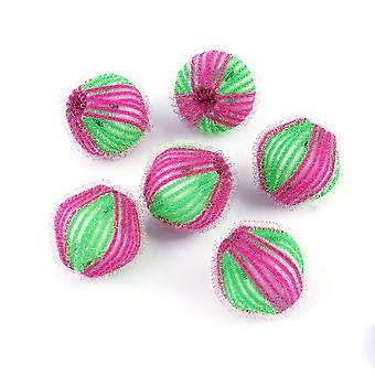 6 Pcs Hair Grabbing Laundry Balls
