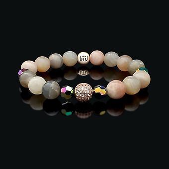 Amazonite & Peruvian Opal Bracelet