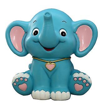 Piggy d'éléphant de chéri de dessin animé