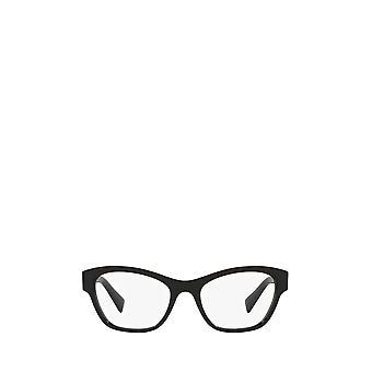 Miu Miu MU 08TV musta naisten silmälasit