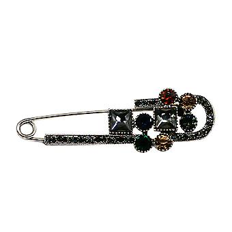Retro Corsage Women Brooch Large Alloy Brooch Pin