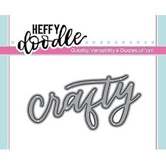 Heffy Doodle Crafty Dies