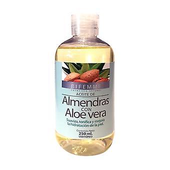 Almond and Aloe Oil 250 ml