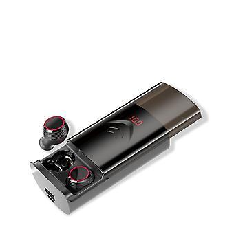 Bluetooth Hoofdtelefoons - Draadloos - met 6000 mAh Batterij - IPX6 - Digitaal Display