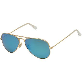 Ray-Ban Aviator Large Metal Unisex Sunglasses RB3025-112/17-58