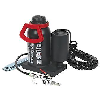 Sealey Am20 bottiglia Jack 20Tonne manuale/aria idraulica