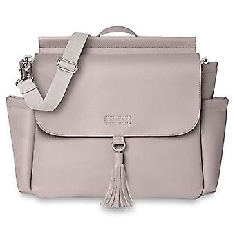Skip Hop Greenwich Simply Chic - Portobello convertible backpack, crossbody bag, with changing bag included, color: Grey