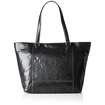 Gerry Weber Lugano 4080003657 - Borsa shopper da donna, 46 x 30 x 13 cm (L x A x P), Nero (Nero (Black 900)), 32,5/46X30X13