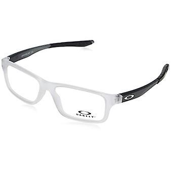 Oakley, Unisex-Erwachsene Brille, Burgund, 55(2)