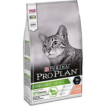 Pro Plan Katze sterilisierte Lachs Katzenfutter von