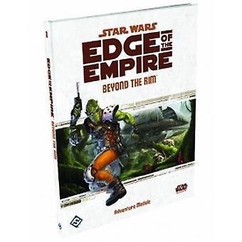 Star Wars Edge of the Empire Beyond the Rim Hardback Book