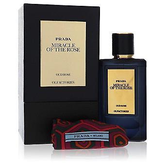 Prada olfactories ihme ruusu eau de parfum spray kanssa ilmainen lahjapussi prada 557442