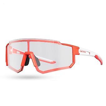 Rowerowe fotochromowe spolaryzowane okulary