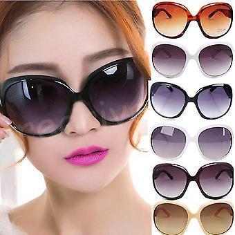 Sexy Mode Multi-Farben Damen Damen große klassische Shopping Sonnenbrille Brillen