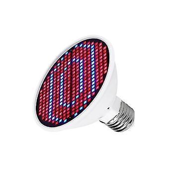 300 LED Full spectrum Plant Grow Light Lamp bulbs for Flower Growth Indoor(93.5*93.5*78mm)