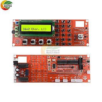 Ziqqucu ad9850 dds signalgenerator 12v 0 ~ 55mhz modul justerbar kodare potentiometer för skinkradio ssb6.1 sceiver vfo ssb