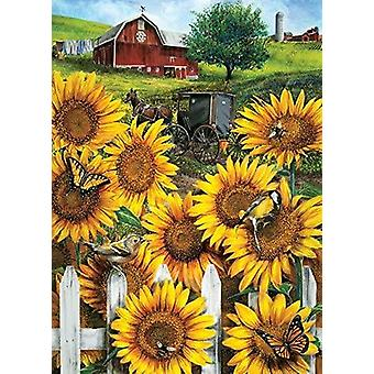 Cobble Hill Country Paradise Jigsaw Puzzle (500 Pieces)