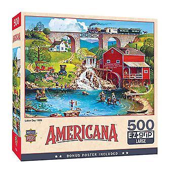 MP Americana by BP EZ Grip Puzzle (500s)