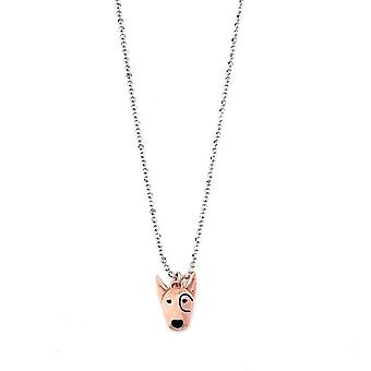 Jack & co pets - bull terrier necklace jcn0943