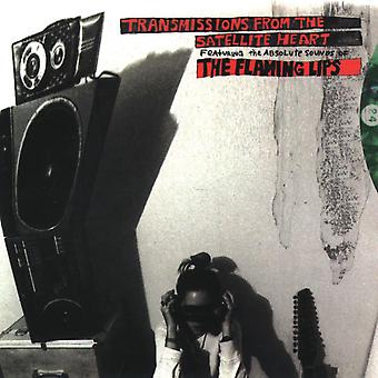 The Flaming Lips - Transmissions From The Satellite Heart Vinyl