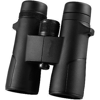 Eyeskey HD 10x42 Binocolo da caccia per adulti | Chiudi messa a fuoco | Campo visivo più ampio | Immagini crystal | Impermeabile a prova di nebbia | Binos di qualità per la caccia a eventi di gioco di osservazione della natura all'aperto,(nero)