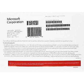 Käyttöjärjestelmä Microsoft Windows 10 Home 64-bittinen (ES)