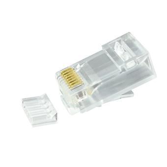 Serveredge Rj45 Cat6 Unshielded Plug Pack Of 50