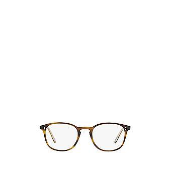 Eyeglasses oliver peoples ov5397u semi matte moss tortoise unisex eyeglasses 52 brown