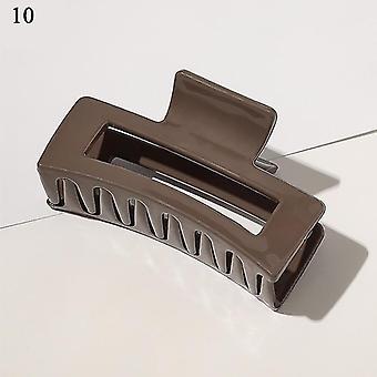 Skandináv ihletésű design környezetbarát hajkarom klipek(52)
