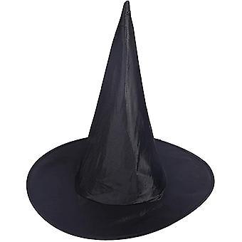 ساحرة قبعة هالوين زي Cosplay الساحرة الشريرة ملحق الكبار