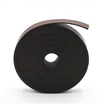 5m Length 1.5cm Width Micro Fiber Leather Strap Diy Craft Belt Bag Handles Decor