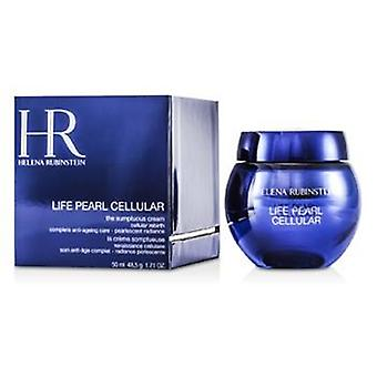 Helena Rubinstein leven Pearl cellulaire de weelderige crème (Made in Japan)-50ml/1.71 Oz