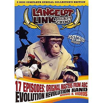 Lancelot Link: Secret Chimp [DVD] USA import