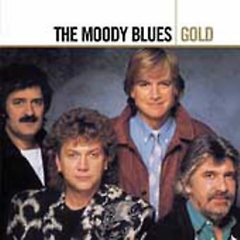 Moody Blues - Gold [CD] USA import