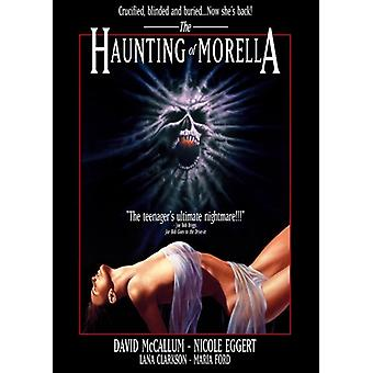 Haunting of Morella [DVD] USA import