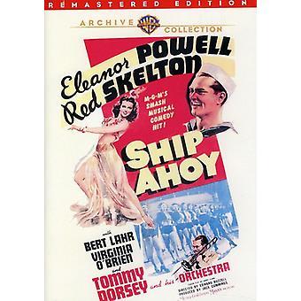 Ship Ahoy (Remastered) [DVD] USA import