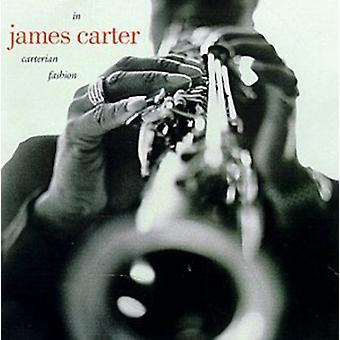 James Carter - In Carterian Fashion [CD] USA import