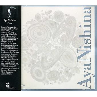 Aya Nishina - importación de Estados Unidos Flora [CD]
