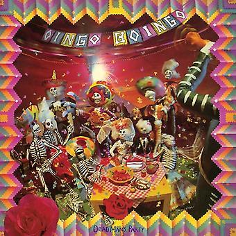 Oingo Boingo - Dead Mans Par(DX/LP [Vinyl] USA import