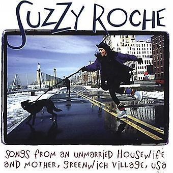 Suzzy Roche - låtar från en ogift Housew [CD] USA import