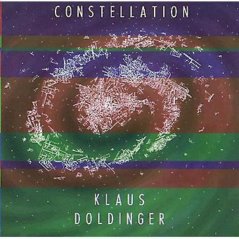 Klaus Doldinger - Constellation [CD] USA import