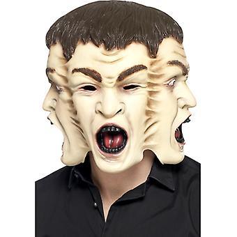 3 ansiktsmask