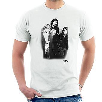 Nirvana Kurt Dave, Krist Männer T-Shirt