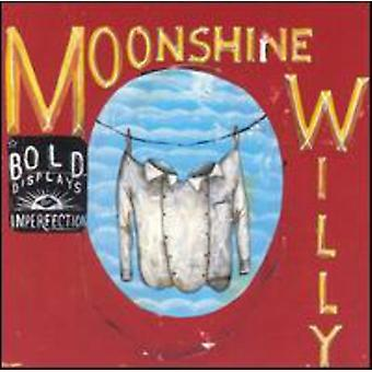 Moonshine Willy - Bold Displays of Imperfection [CD] USA import
