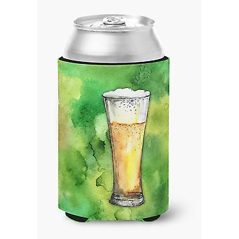 Carolines Treasures  BB5759CC Irish Beer Tall Can or Bottle Hugger