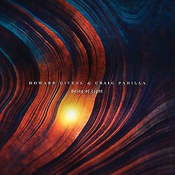Givens, Howard / Padilla, Craig - Being of Light [CD] USA import