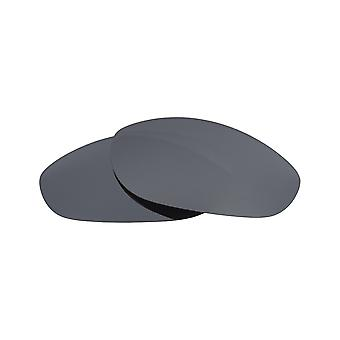 SeekOptics Replacement Lenses for Oakley Straight Jacket 1999 Polarized Iridium UV400