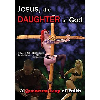 Jesus the Daughter of God [DVD] USA import