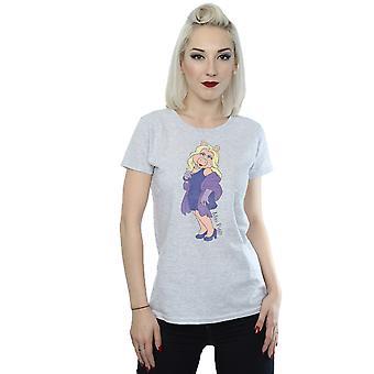 Disney Women's The Muppets Classic Miss Piggy T-Shirt
